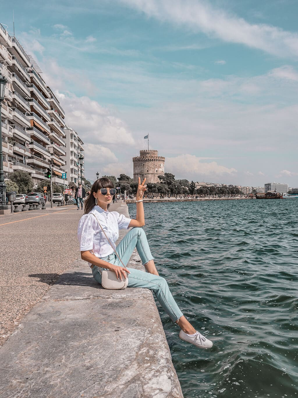 Instagram Outfits Round Up: Vacationing In North Greece