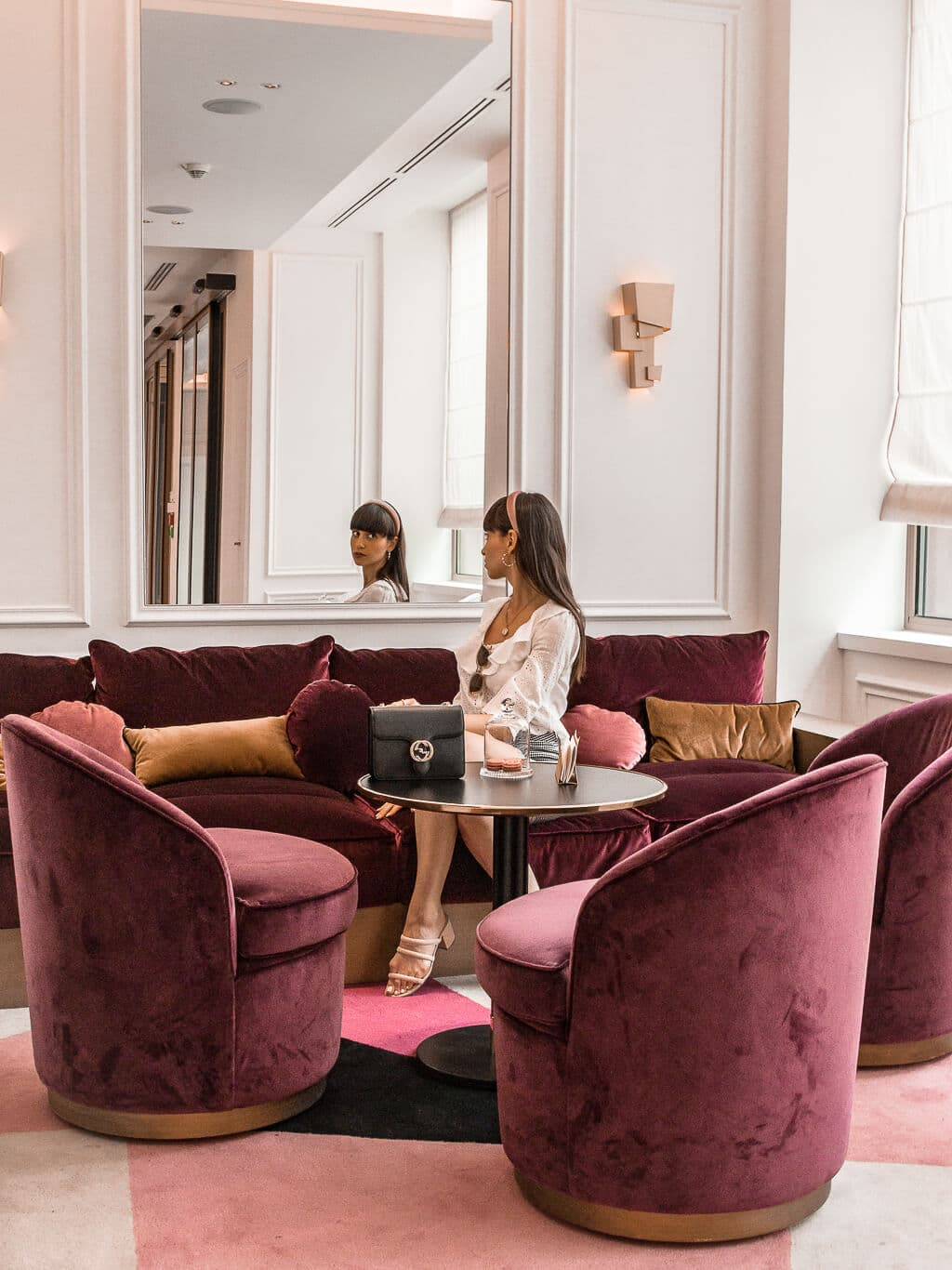 Luxury hotel in Paris - Fauchon L'Hôtel Paris