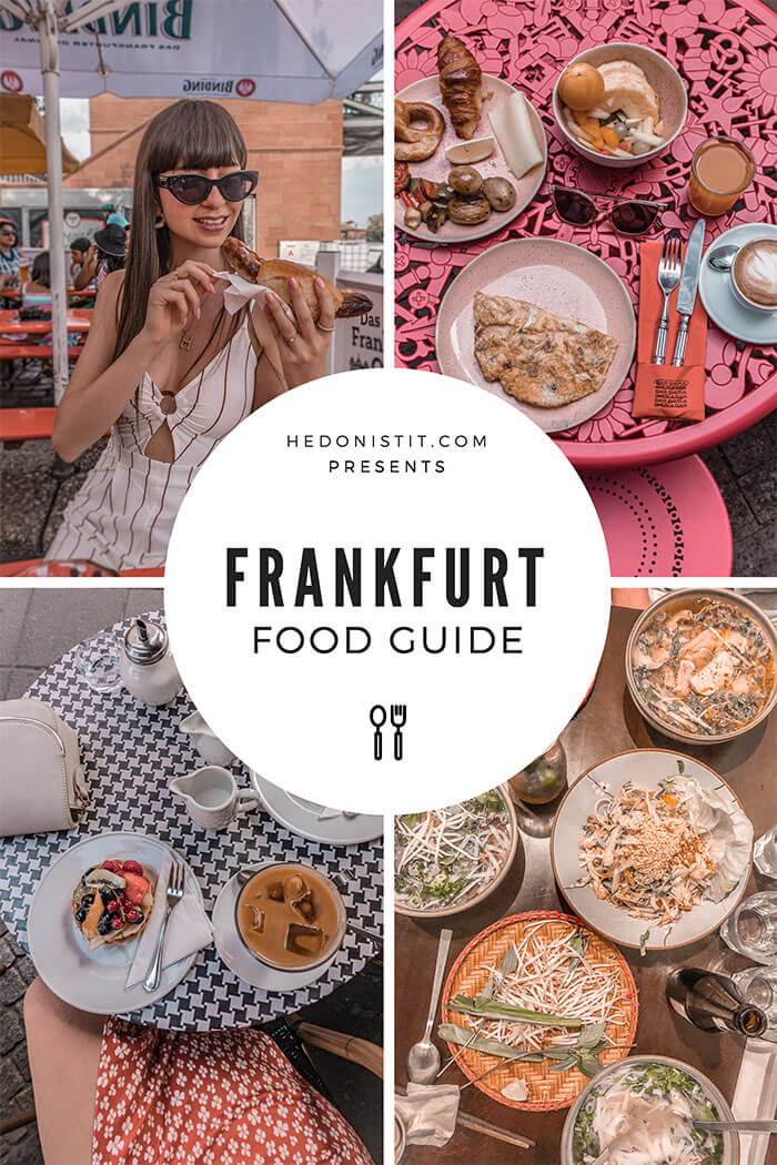 Frankfurt, Germany - What to do and see in Frankfurt, cool hotel, shopping and food spots not to be missed