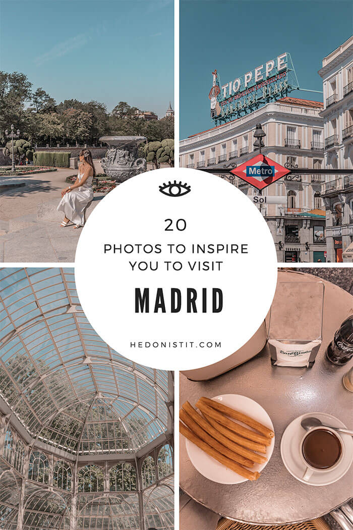 The special atmosphere and character of the city, the impressive architecture, its well-maintained parks, and its famous tapas - Madrid will steal your heart! Click through to get inspired with these 20 pictures from the beautiful capital of Spain!