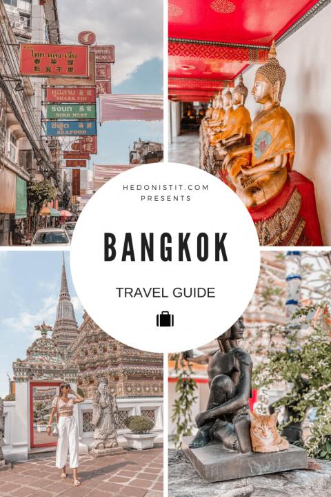 Things to do in Bangkok {markets, temples, shopping, food and nightlife}- 3 day itinerary to Bangkok Thailand | מדריך טיול לשלושה ימים בבנגקוק, תאילנד